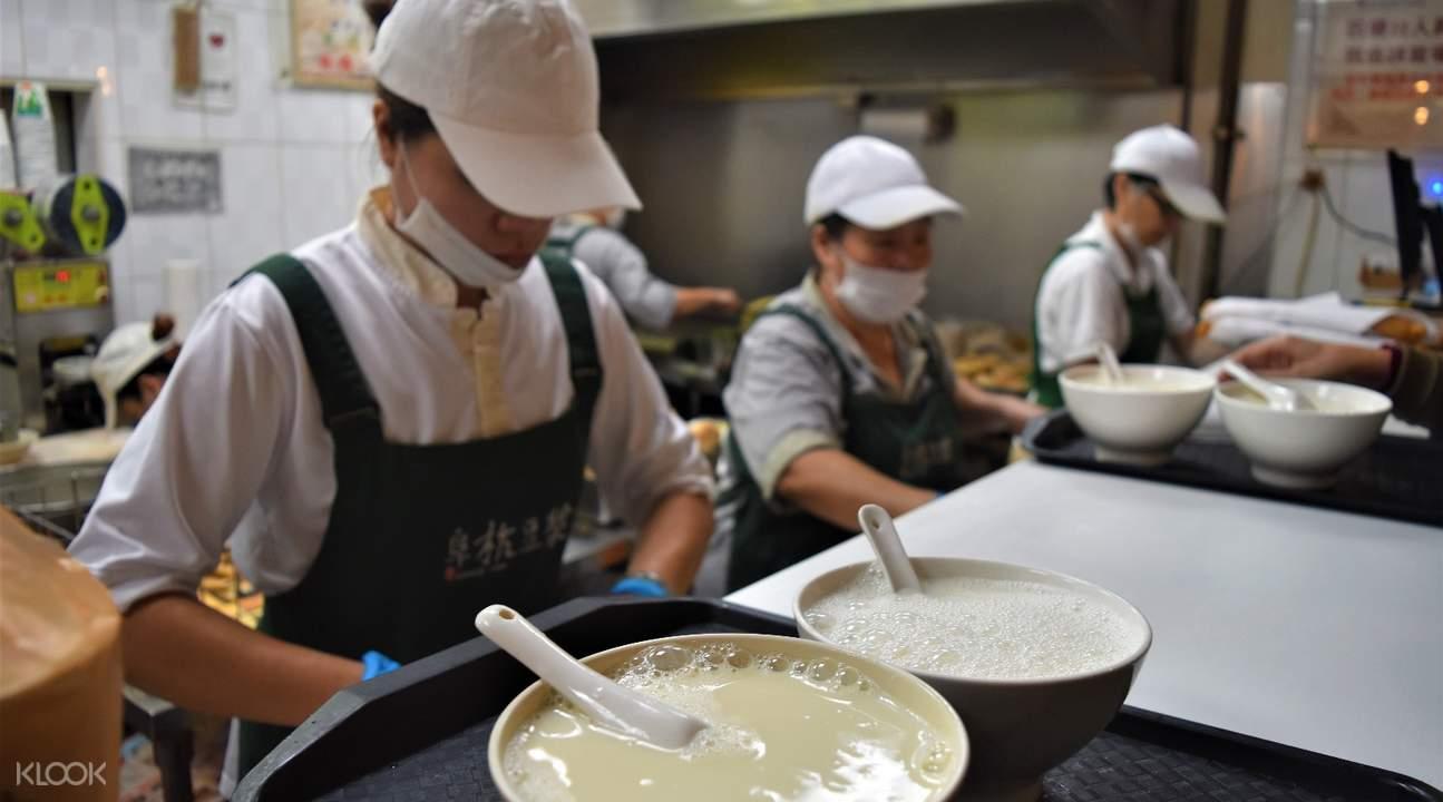 阜杭豆漿 - 超人氣台灣早餐